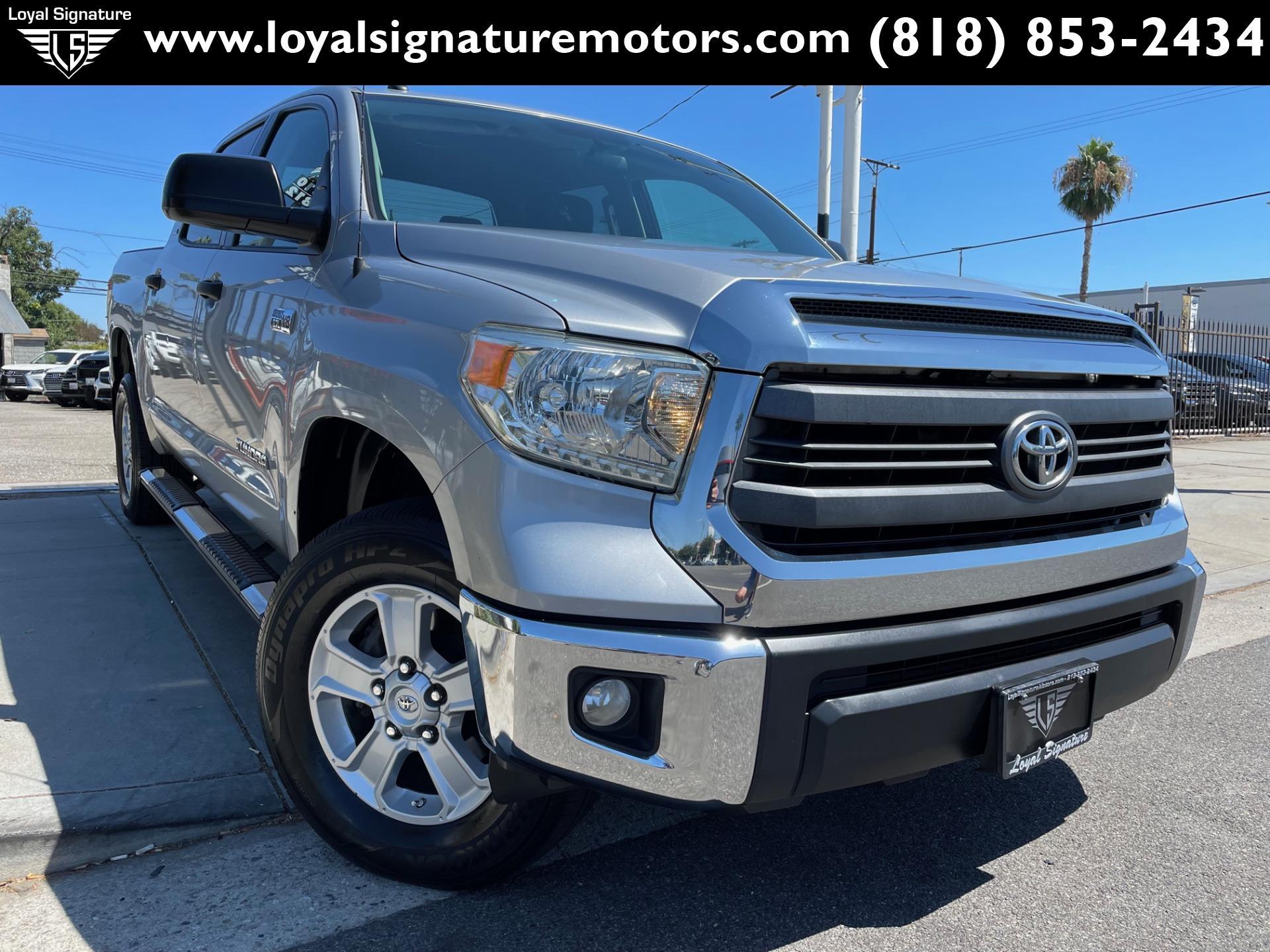 Used 2014 Toyota Tundra SR5   Van Nuys, CA