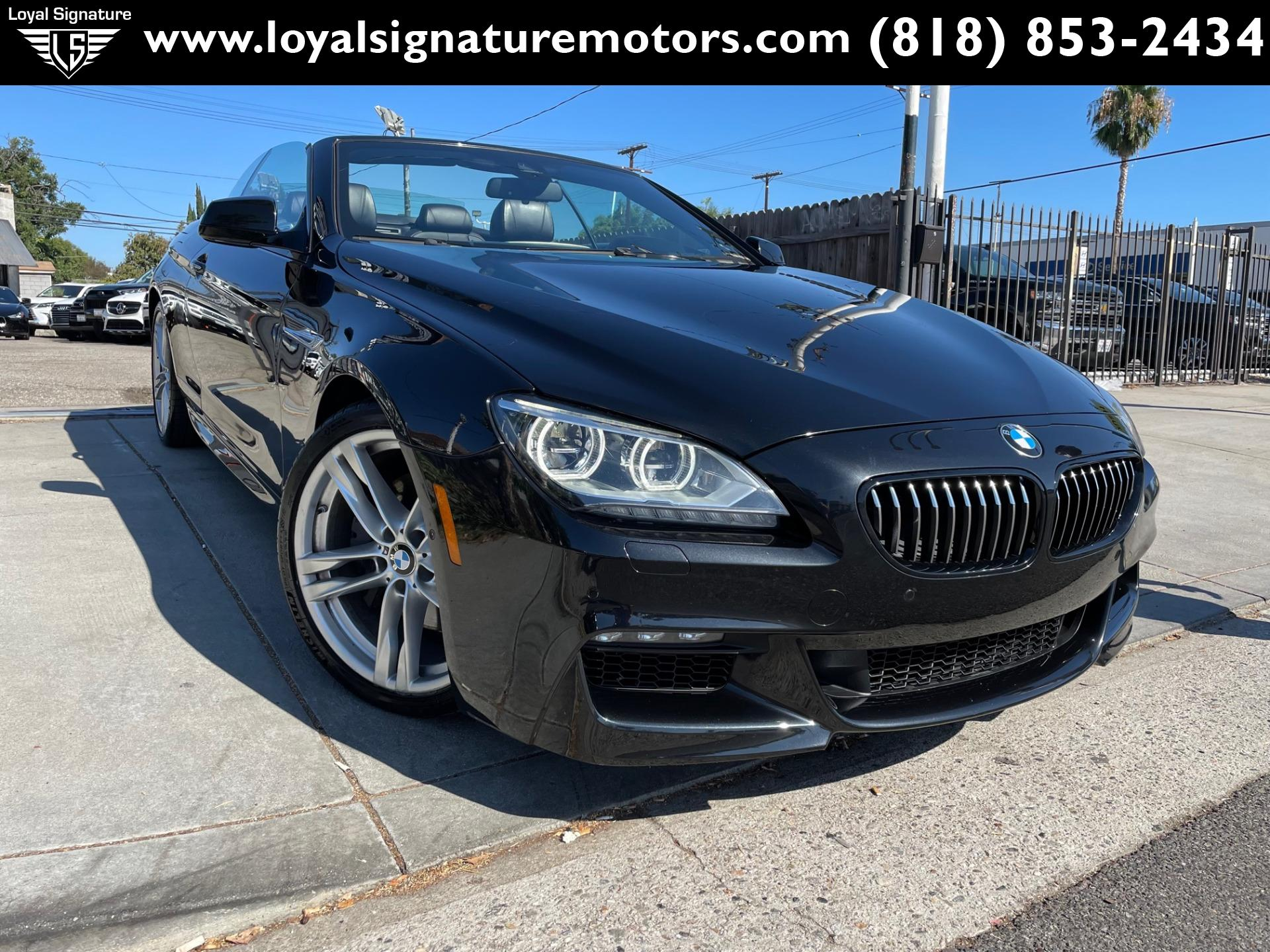 Used 2015 BMW 6 Series 650i | Van Nuys, CA