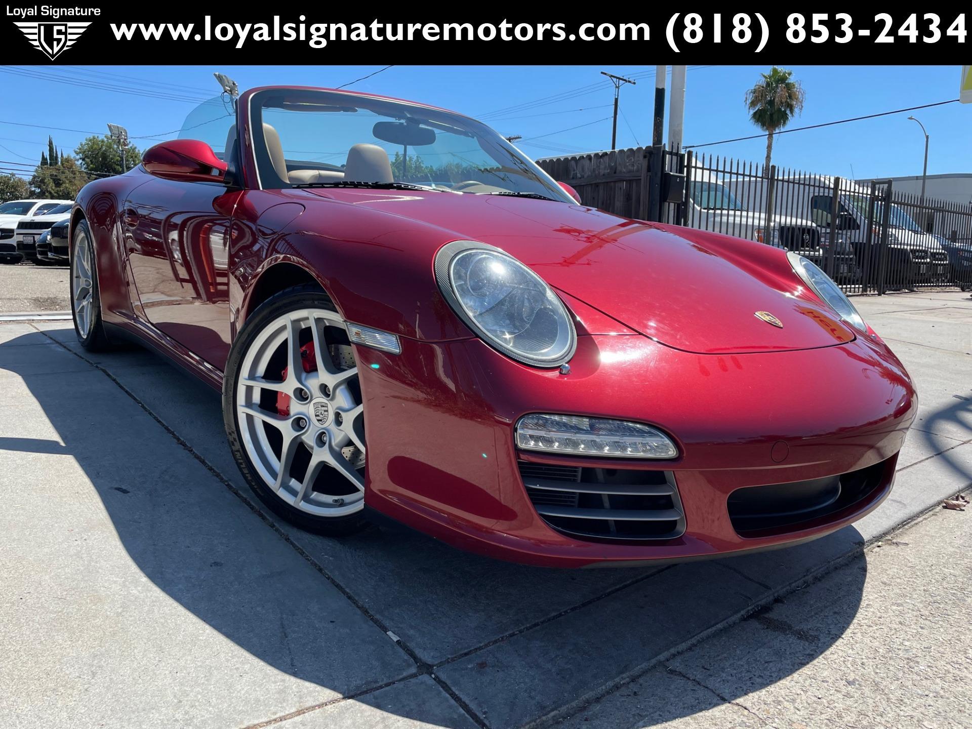Used 2009 Porsche 911 Carrera 4S | Van Nuys, CA