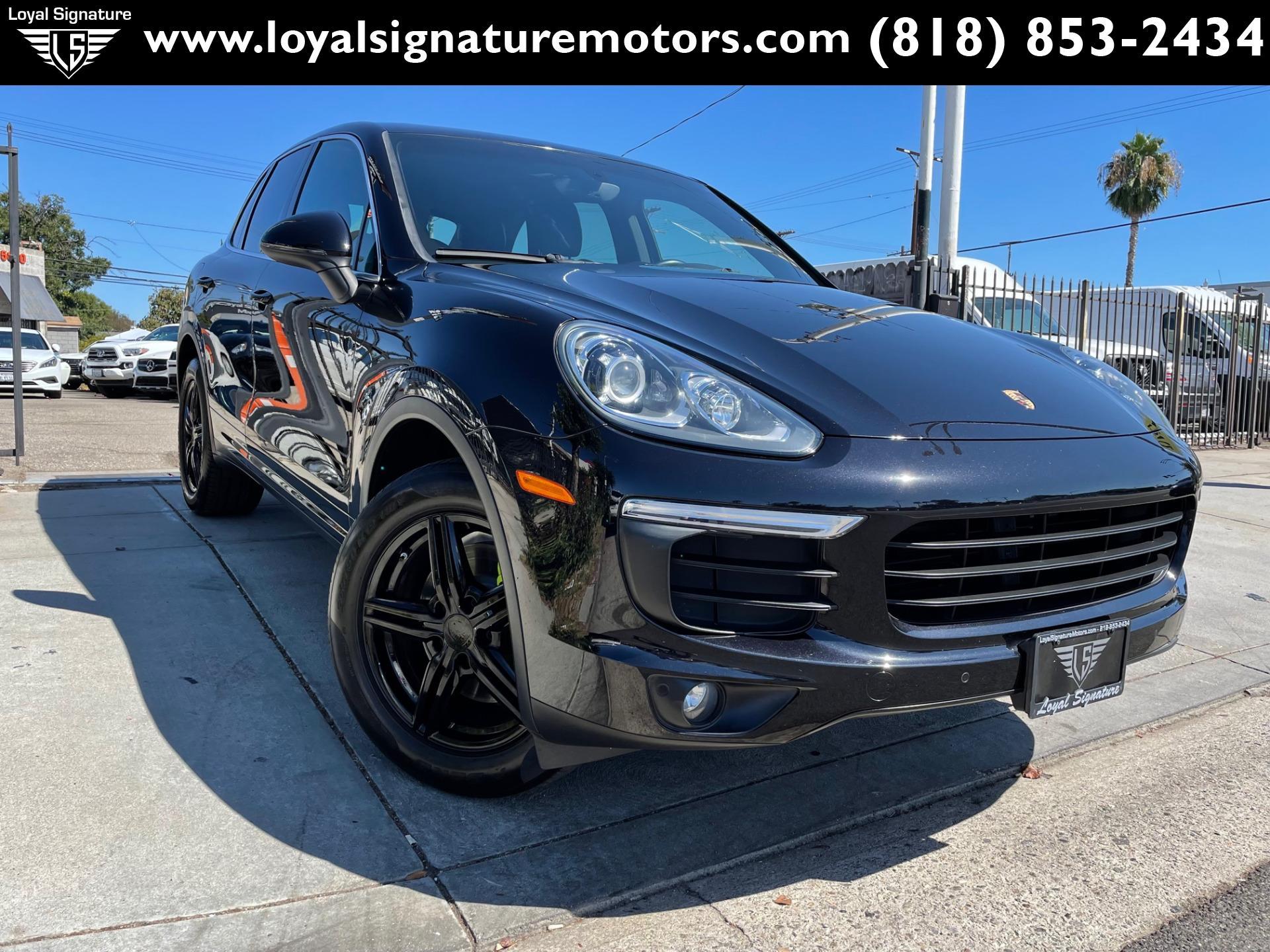 Used 2016 Porsche Cayenne  | Van Nuys, CA