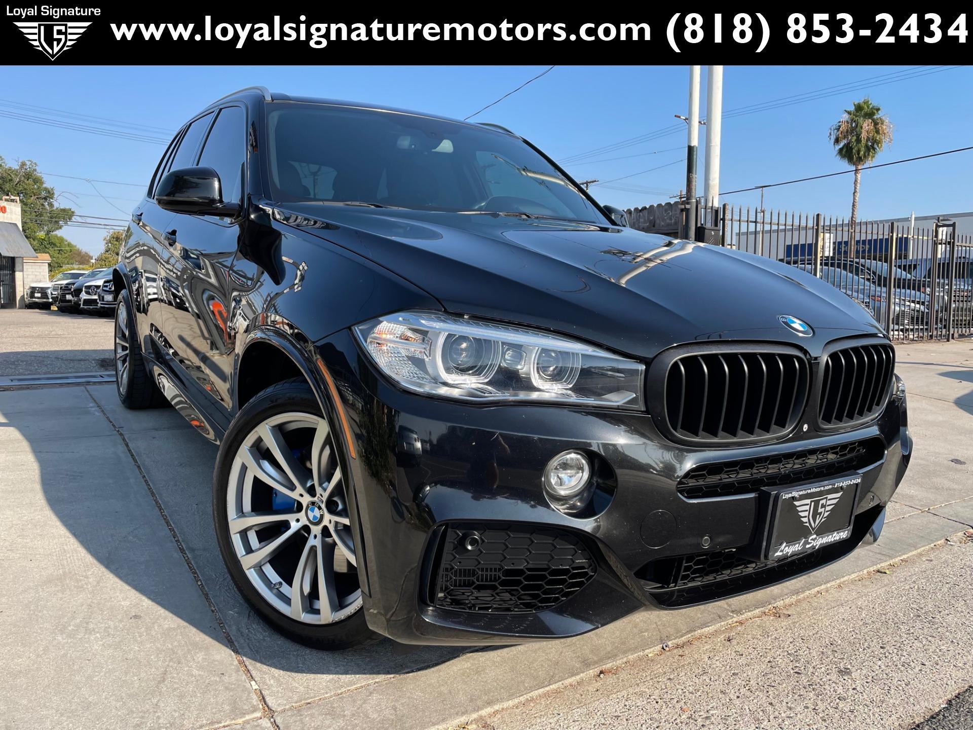 Used 2016 BMW X5 xDrive50i | Van Nuys, CA