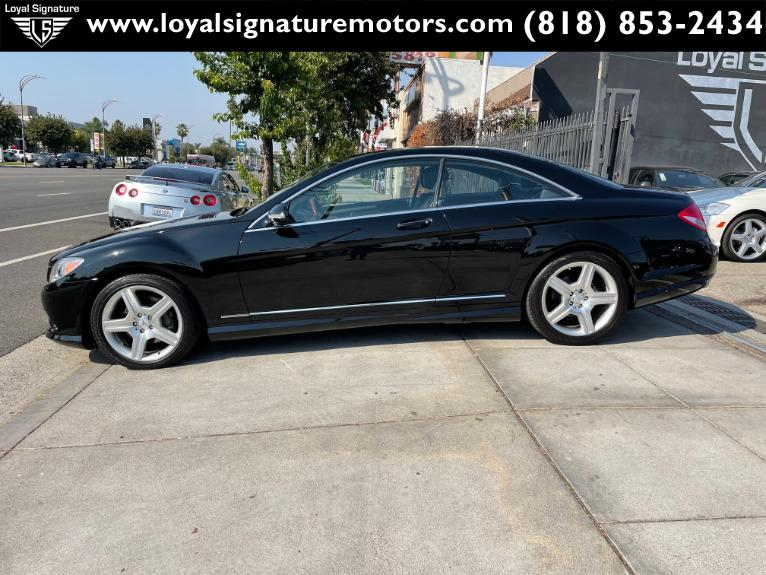 Used-2007-Mercedes-Benz-CL-Class-CL-550