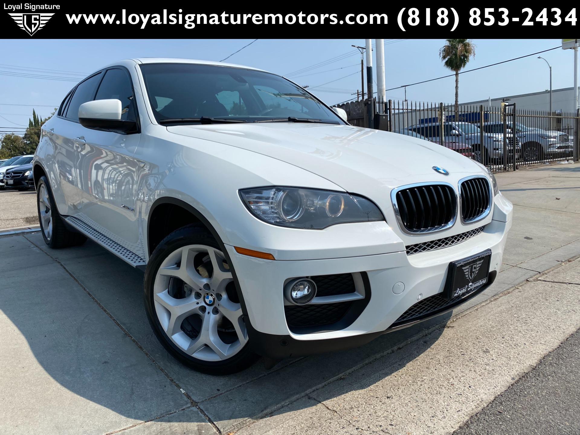 Used 2014 BMW X6 xDrive35i | Van Nuys, CA