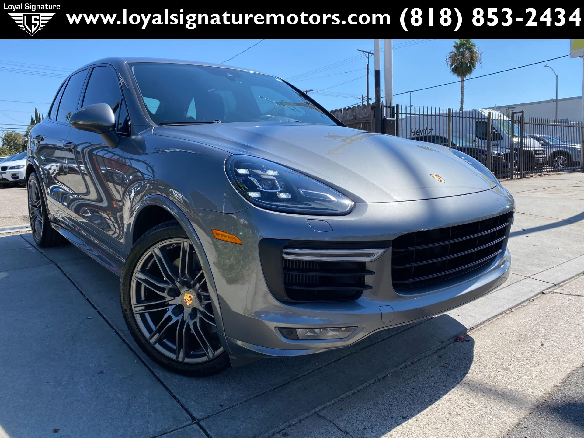 Used 2017 Porsche Cayenne GTS | Van Nuys, CA