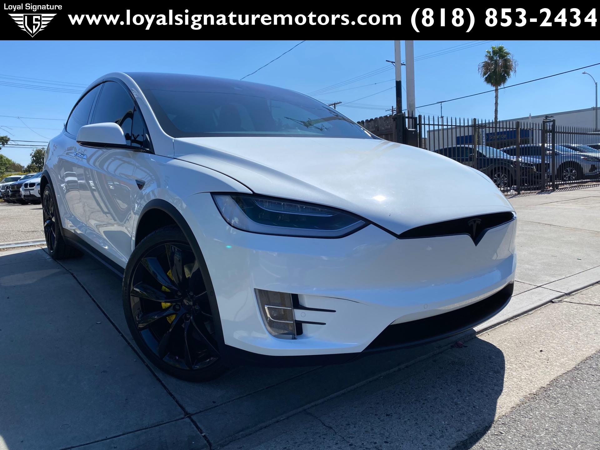 Used 2016 Tesla Model X 90D | Van Nuys, CA